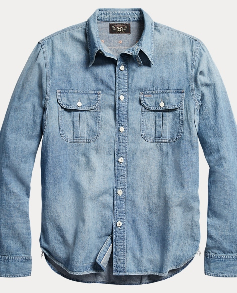 Haviland Selvedge Workshirt