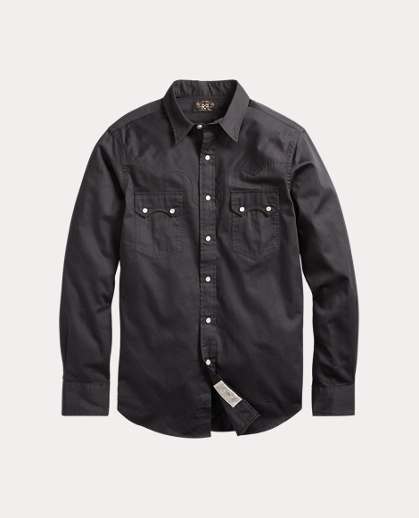 Clures Cotton Western Shirt