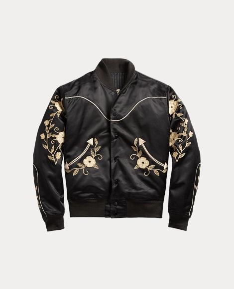 Reversible Tour Jacket