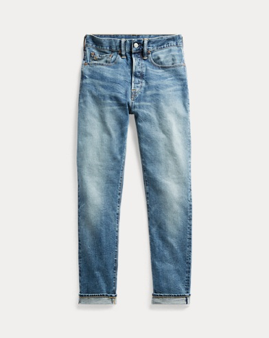 Vintage Straight Stretch Jean