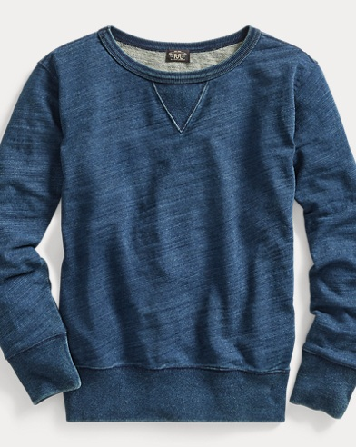Cotton French Terry Sweatshirt