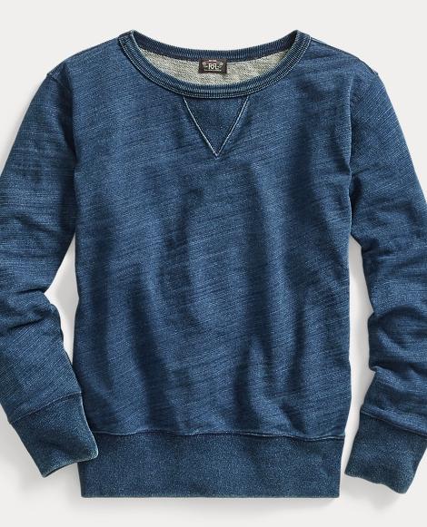 Cotton French Terry Sweatshirt