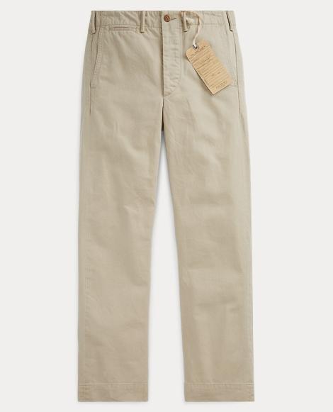 Cotton Chino Pant