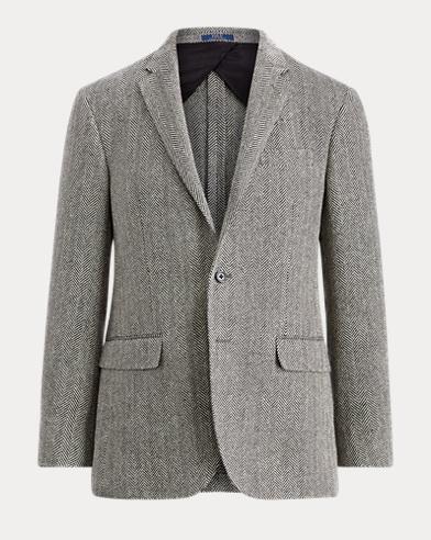 Polo Linen-Blend Sport Coat