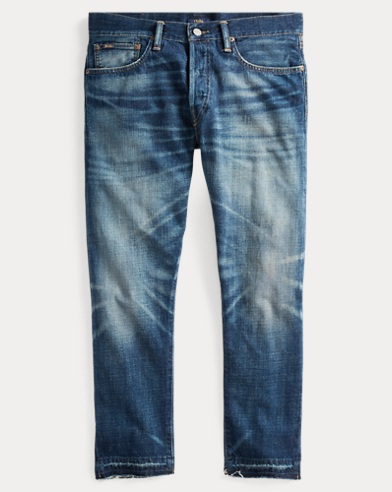 Sullivan Slim Cropped Jean