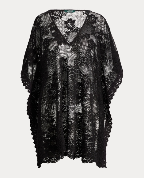 Lace Tunic Cover-Up