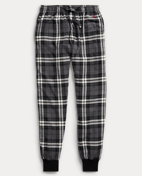 Flannel Jogger Pajama Pant