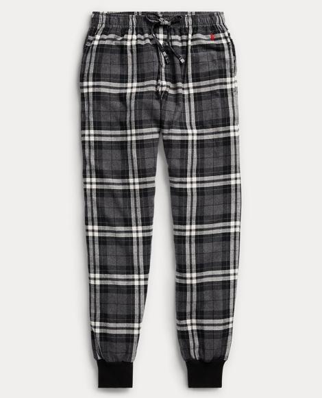 Flannel Jogger Pajama Pant