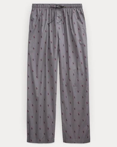 Allover Pony Pajama Pant