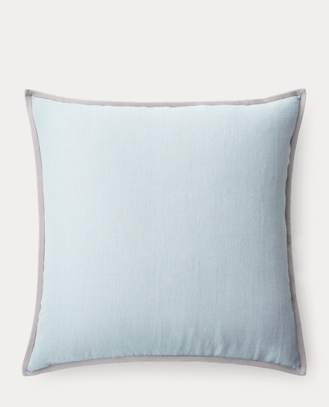 Devon Linen Throw Pillow