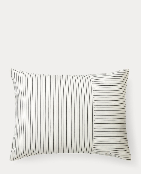 Devon Striped Throw Pillow
