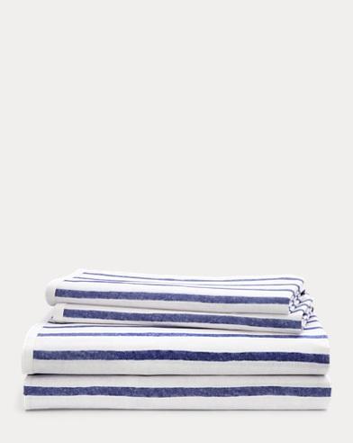 Jensen Striped Sheet Set