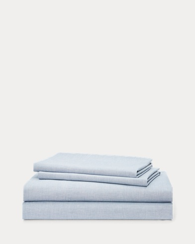 Graydon Mélange Sheet Set