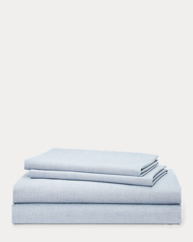 Graydon Mélange Sheet Set
