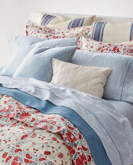 Kelsey Paisley Comforter Set