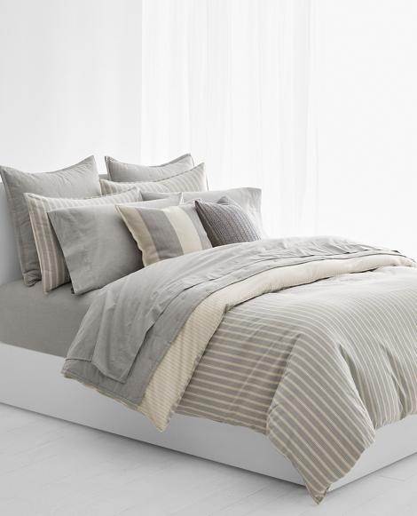 Graydon Striped Comforter