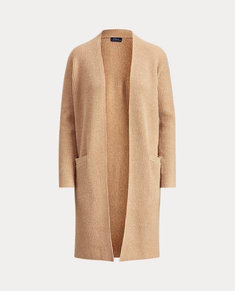 Wool-Cashmere Cardigan