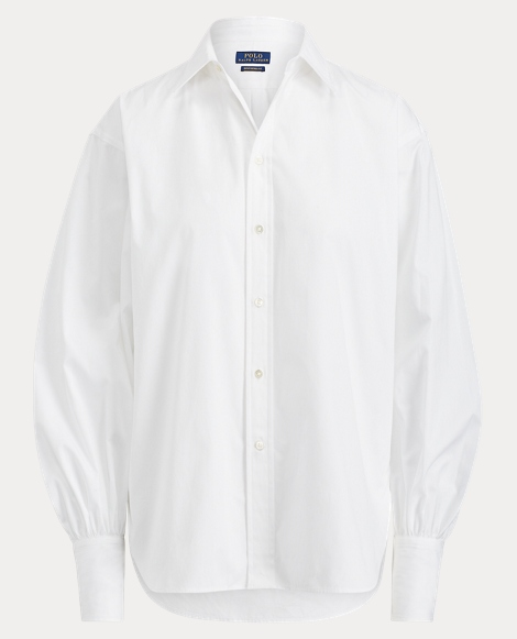 Broadcloth Boyfriend Shirt