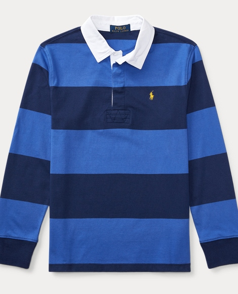 Cotton Jersey Rugby Shirt