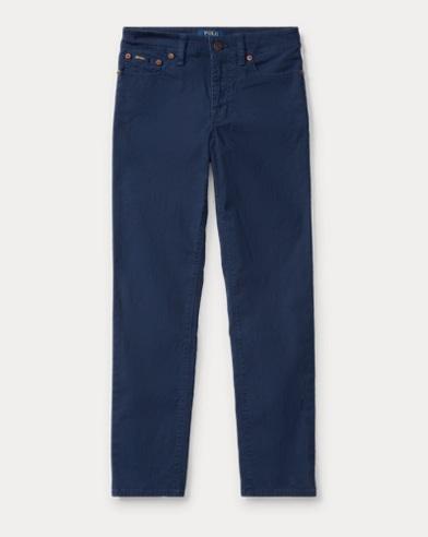 Varick Stretch Cotton Pant