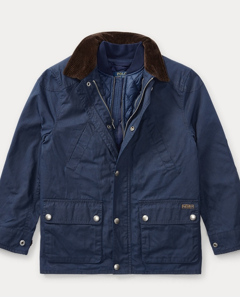 2-in-1 Barn Jacket