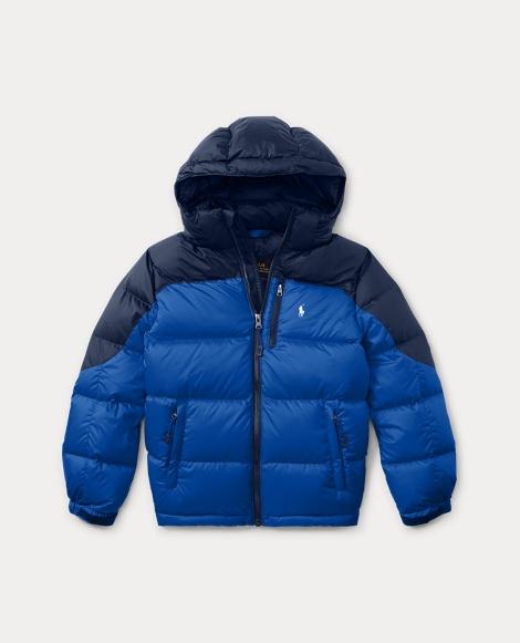 Ripstop Down Jacket