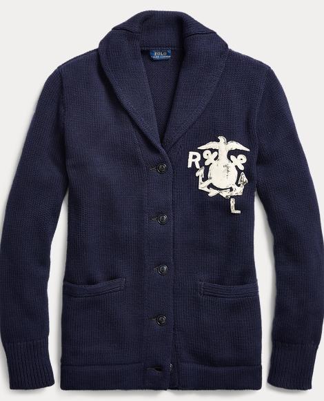 Cotton Shawl Cardigan
