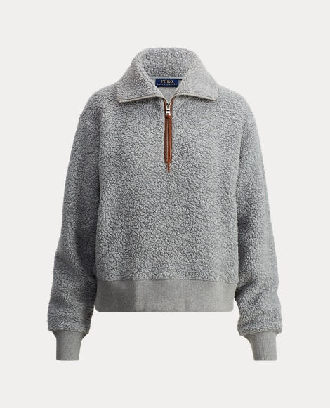 Fleece Half-Zip Pullover
