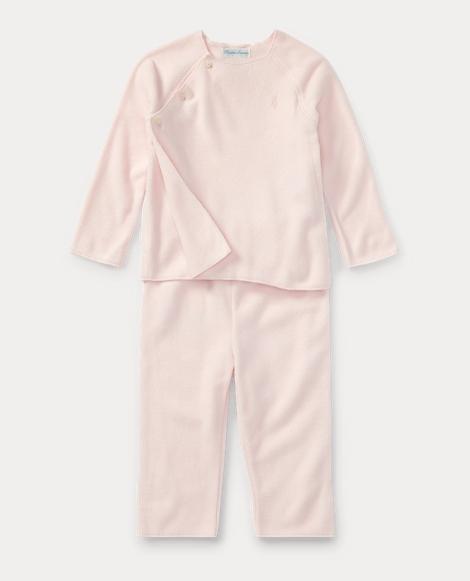 Fleece Top & Pant Set