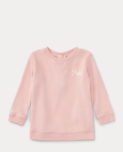 Polo French Terry Sweatshirt