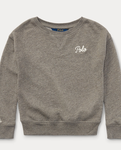 Polo French Terry Sweatshirt