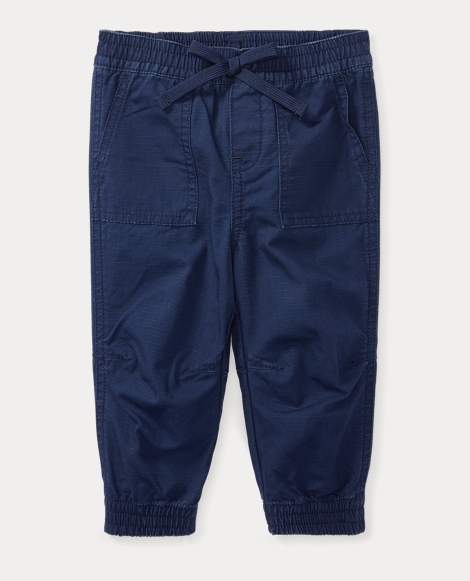 Cotton Ripstop Jogger