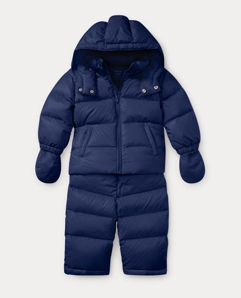 Down 2-Piece Snowsuit