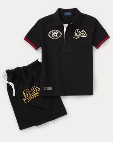 The Collegiate Polo Shirt