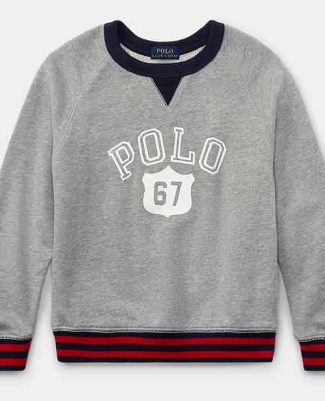 Cotton Graphic Sweatshirt