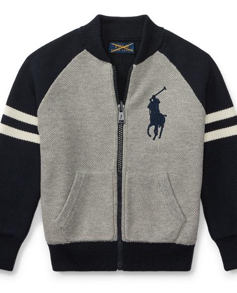 Reversible Cotton Sweater