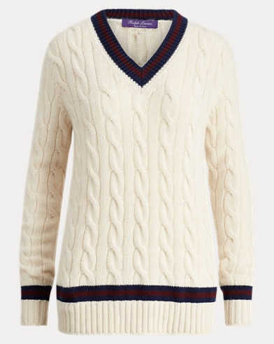 The Cricket Sweater