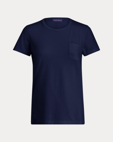 Short-Sleeve Pocket Tee