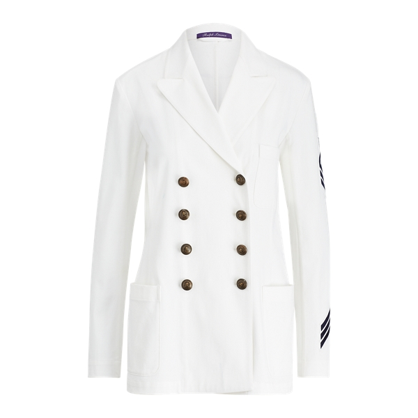 Ralph Lauren The Rl Admiral's Blazer White 2