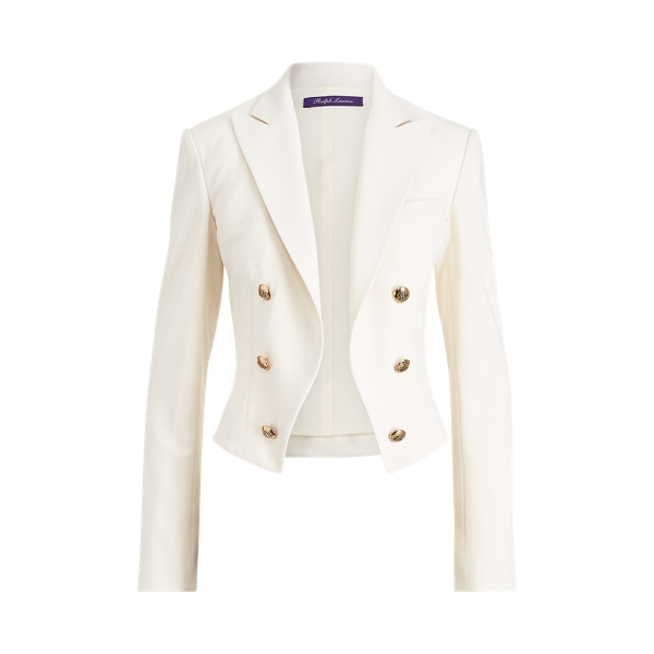 Ralph Lauren The Rl Spencer Blazer Cream 2
