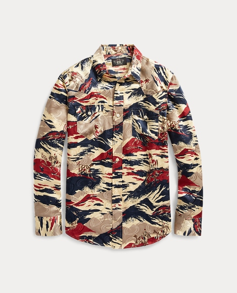 Buffalo Silk Western Shirt