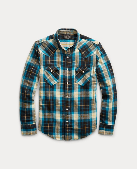 Buffalo Cotton Western Shirt