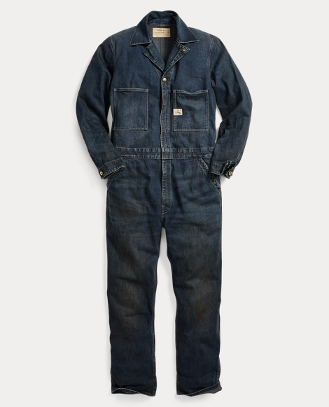 Somervell Denim Coverall