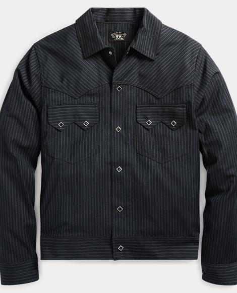 Cotton-Wool Western Jacket