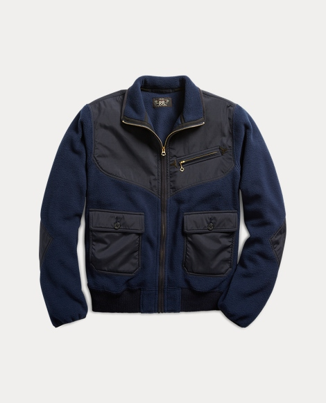 Naval Fleece Jacket