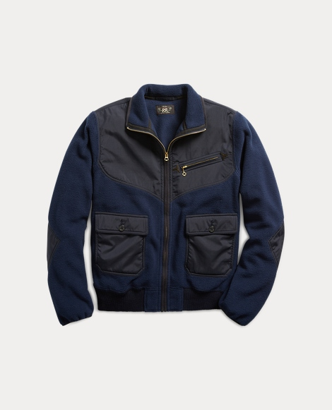Naval Fleece Jacket