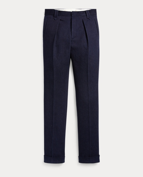 Slim Western Suit Trouser