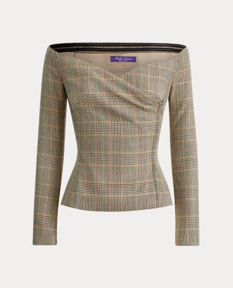 Helene Houndstooth Jacket