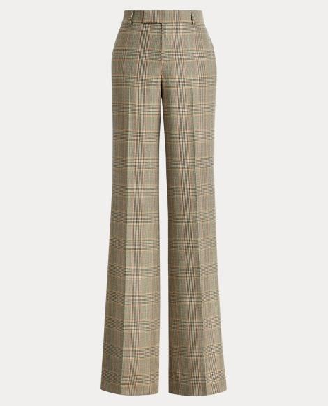 Corina Wool Straight Pant