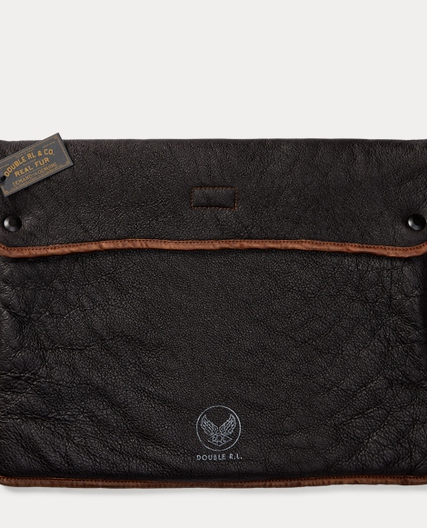 Shearling Laptop Case